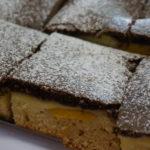 dvoubarevný koláč